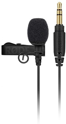 RØDE Lavalier GO Professional-grade Wearable Microphone 0.016kg, Black  • 90.39£