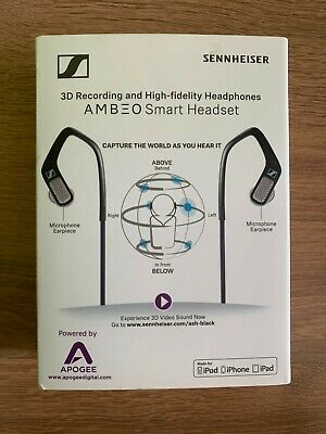 Sennheiser Ambeo Smart Headset • 39£