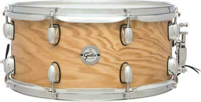 Gretsch S1-6514 Silver Series Ash Snare 14x6.5in, Satin Natural