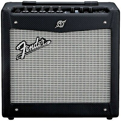 Fender Mustang I V2 - 2Ow Modelling Guitar Amplifier, USB, Headphones Output • 40£