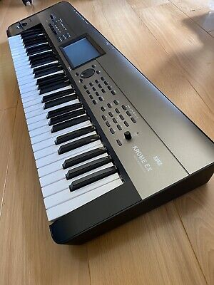 KORG KROME 61 EX Latest Version In Perfect Condition • 659£