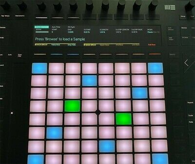Ableton Push 2 - MIDI Controller For Ableton Live With Touch-Sensitive Encoders • 77£