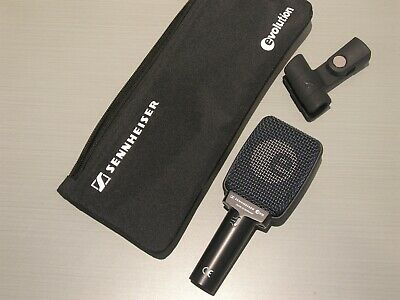 Sennheiser E906 Supercardioid Guitar Drum Mic *MINT* With Free Shipping • 113.98£