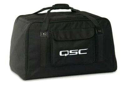QSC K12 Tote Soft Padded Weather Resistant Cover For K12/K12.2 • 70£