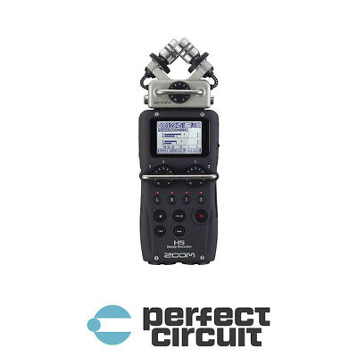 Zoom H5 Professional Field Recorder PRO AUDIO - NEW - PERFECT CIRCUIT • 202.80£