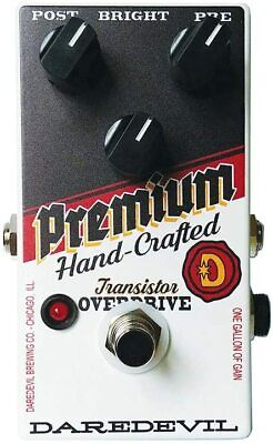 Daredevil Pedals Hand-Crafted Premium Overdrive V2 Guitar Effects Pedal • 106.79£