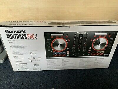 Numark Mixtrack Pro 3 All-in-One Controller Solution For Serato DJ • 151.24£