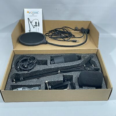 Fifine USB Streaming Microphone Kit • 46£