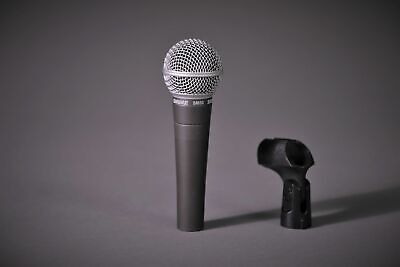 Shure SM58 Microphone (used In Excellent Condition) • 83.63£