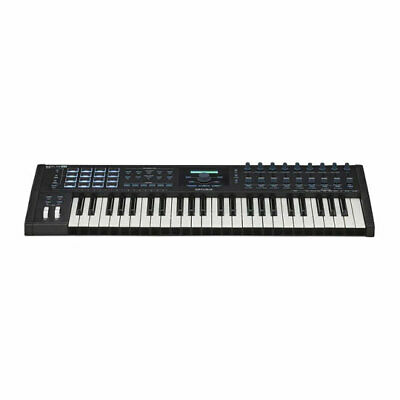 Arturia - KeyLab 49 MkII, 49-note MIDI Controller Keyboard with Aftertouch, 16 R