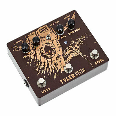 KMA Audio Machines - 'Tyler' Two Channel Frequency Splitter Pedal,  buffered FX