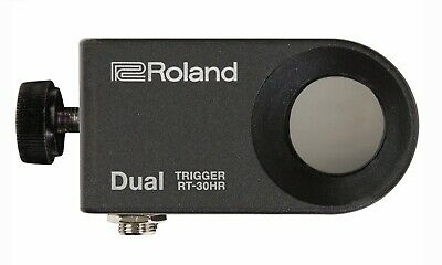 Roland RT-30HR Dual Acoustic Snare Drum Trigger • 74.91£