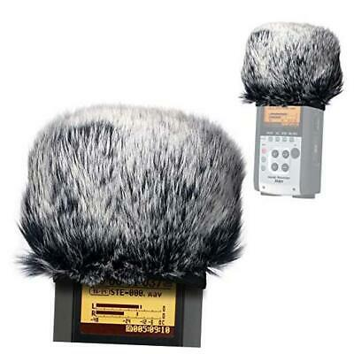 Furry Outdoor Microphone Windscreen Muff For Zoom H4N Pro Portable Digital  • 13.02£