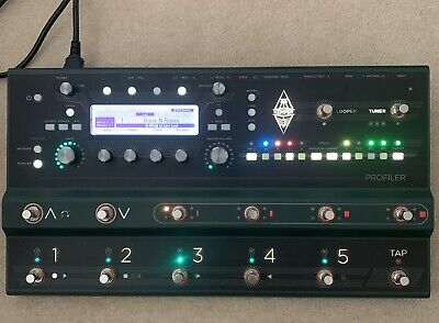 Kemper Stage Profiling Amp With Padded Gig Case • 850£