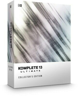 Native Instruments Komplete 13 Ultimate Collectors Edition Upgrade from Komplete