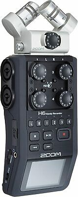 ZOOM Zoom Linear PCM / IC Handy Recorder Microphone Interchangeable Por No.4826