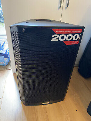 ALTO Professional TS315 Replacement Cabinet Only Inc Grille NO AMP OR DRIVERS IN