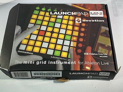 Novation Launchpad Mini MK2 Ableton Live Controller No Software Fast Shipping