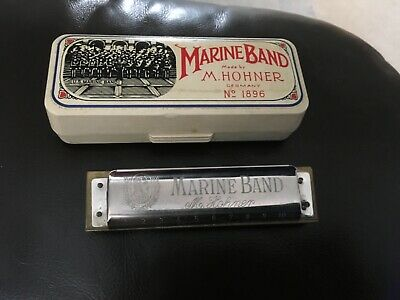 marine band made by m Horner Germany no 1896 working order