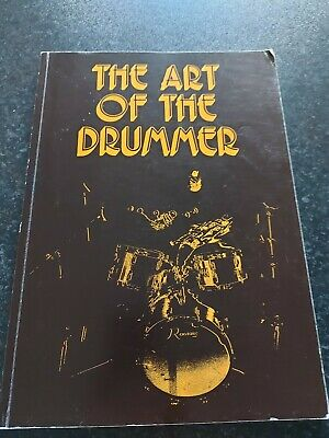 The Art Of The Drummer Book by John Savage