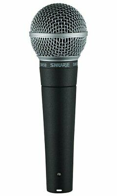 Shure SM58-LC Cardioid Dynamic Vocal Mic Microphone • 82.48£