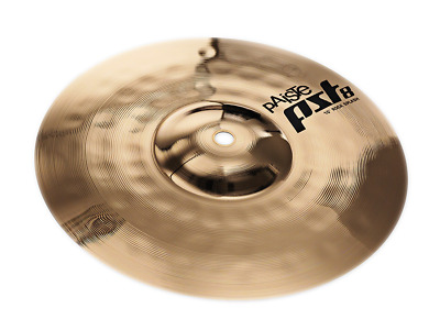 Paiste 1802410 10  Pst 8 Reflector Rock Splash Cymbal With Fairly Short Sustain • 47.76£