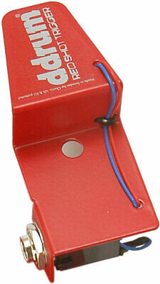 Ddrum RS Red Shot Trigger For Snare And Tom Drums With Wide Dynamic Range New • 16.09£