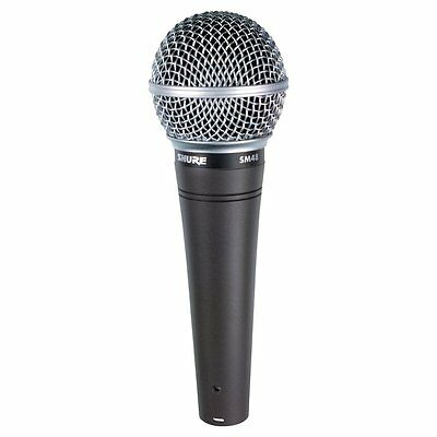 Shure SM48-LC Vocal Dynamic Microphone, Cardioid • 47.84£
