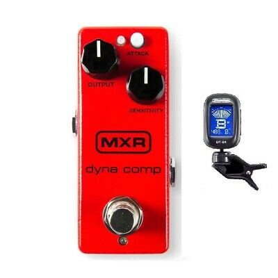 MXR Dyna Comp Mini Compressor M291 CA3080 Circuit Metal Can (GUITAR TUNER) M-291 • 70.92£
