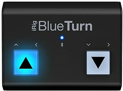 IK Multimedia IRig BlueTurn Bluetooth Page Turner For IOS And Android • 65.09£
