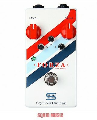 Seymour Duncan Forza Overdrive Guitar Effects Pedal ( WORLDWIDE SHIPPING )  • 137.24£