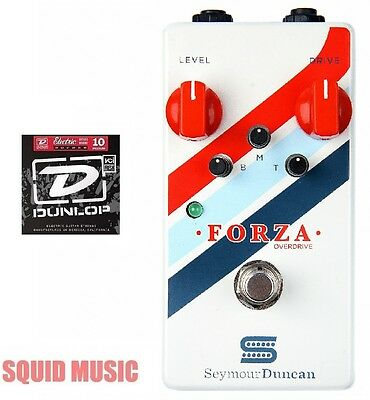 Seymour Duncan Forza Overdrive Guitar Effects Pedal  ( FREE DUNLOP STRING SET )  • 130.93£