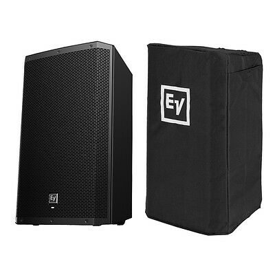 Electro-Voice EV ZLX-12P 1000W Active PA Speaker + Cover 3Yr Warranty 2ch Mixer • 406£