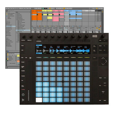 Ableton Push 2 USB MIDI DAW Controller Includes Ableton Live 10 Intro Software • 526£