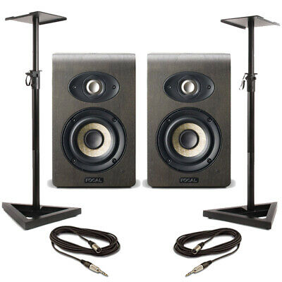 Focal Shape 40 (Pair) With Stands & Cables • 695.50£