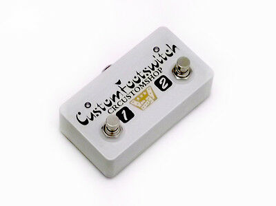 Cr® Custom Footswitch For Ampeg Svt 3 Pro Amp - Replacement Brand New • 63.18£