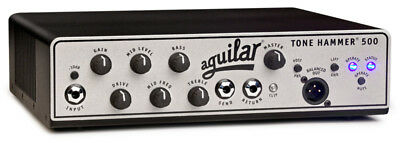 AGUILAR TONE HAMMER 500: Bass Amplifier • 742.93£