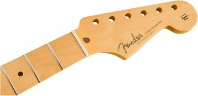 Fender Mexico Classic Player 50s Maple Fingerboard Strat Guitar Neck, Soft V