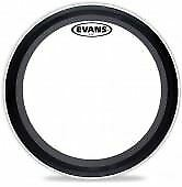Evans EMAD2 Clear Bass Drum Batter Head - 22 • 52.25£