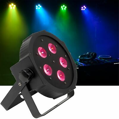 ADJ Mega Tripar Profile Plus RGB + UV Led Par Dmx 20W Wash Light 2Yr Warranty • 63£