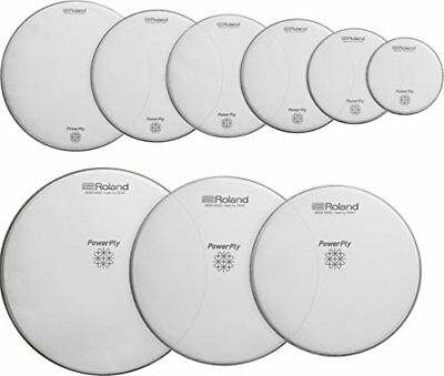 Roland The Power Of PowerPly Mesh Heads MH 2 Series 22 Inch MH2-22BD Japan • 120.41£
