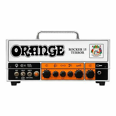 Orange Rocker 15 Terror Tube Guitar Amplifier Head • 532.43£