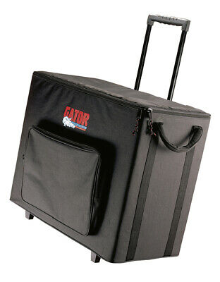 Gator Cases G-112A Combo Audio Amp & Stand Transport Case W/ Pull-Out Handle New • 204.10£