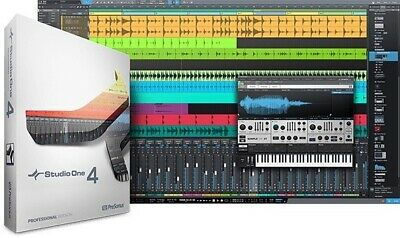 PresonusNotion 6 & Studio One 4 Professional For Mac PC Mobile EDelivery NEW • 369.13£