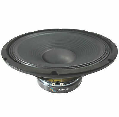 Harmony HA-P12WS8 Replacement 12  PA Speaker 8 Ohm Woofer For EV ELX112P • 43.10£