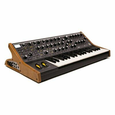 Moog Subsequent 37 Paraphonic Analogue Synth Synthesizer Keyboard + USB & MIDI • 1,345£