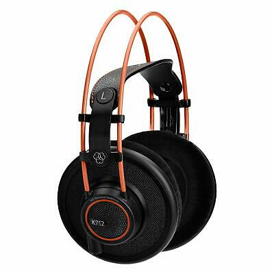 AKG K712 PRO Reference Semi-Open, Over-Ear Studio Headphones - Black • 224.99£