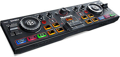 Portable 2 - Channel DJ Controller With Crossfader And Jogwheel For Mac And PC  • 77.65£