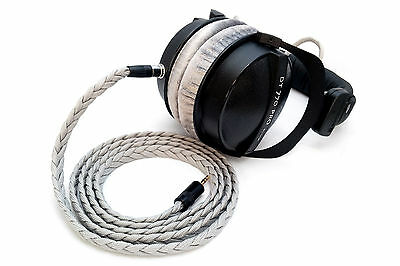 Uber Beyerdynamic DT770 With Custom Detachable Litz Cable & Modded Drivers 80Ω • 205£