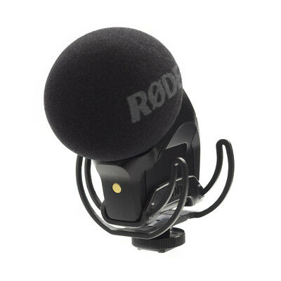 RODE STEREO VIDEOMIC PRO RYCOTE: Stereo On-camera Microphone  • 167.66£